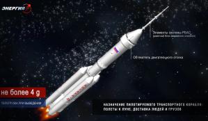 Federatsia y su cohete Angará A5V