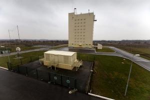 Estación de radar estratégico tipo Voronezh DM de Kaliningrado